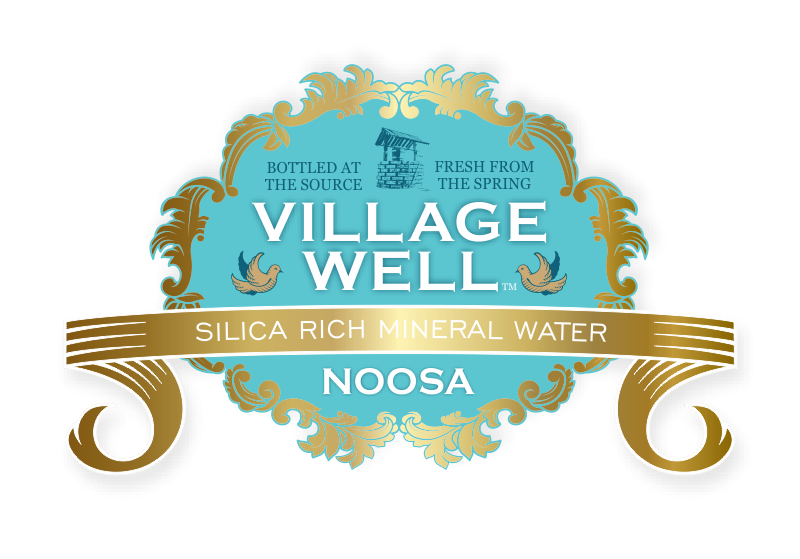 Village Well Sparkling and Still Mineral Water Noosa